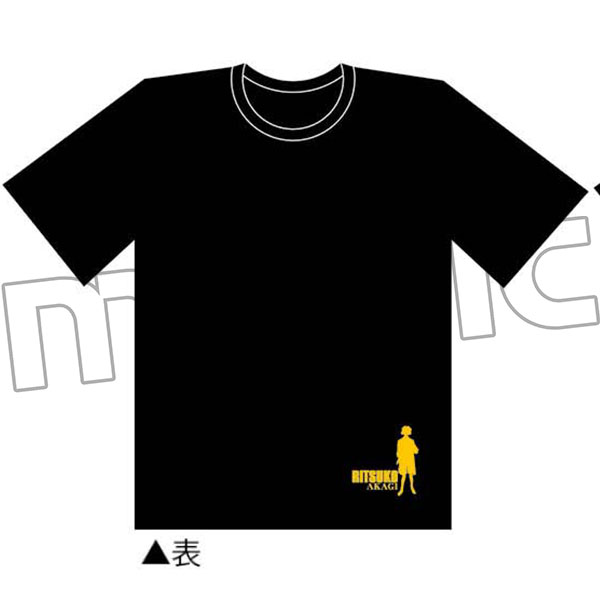 新世紀エヴァンゲリオン セリフTシャツ リツコ