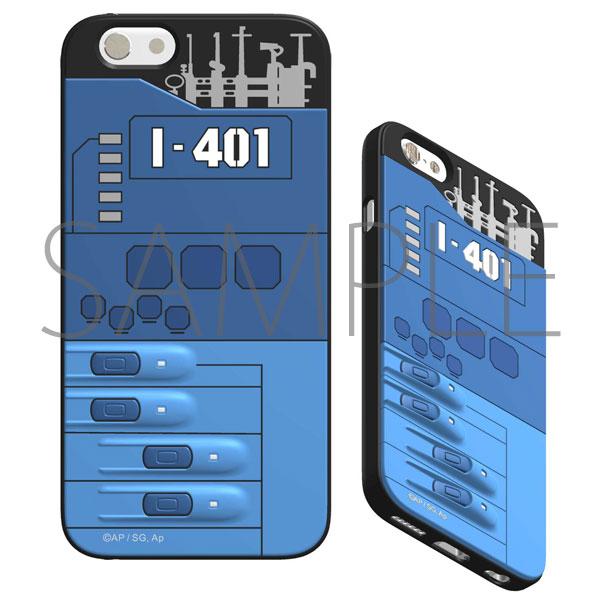 劇場版 蒼き鋼のアルペジオ -アルス・ノヴァ- DC iphone6ケース