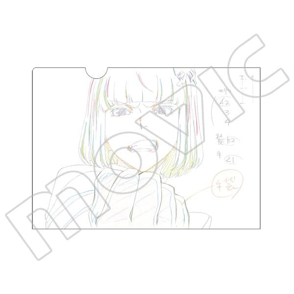 原画クリアファイル G:与謝野晶子