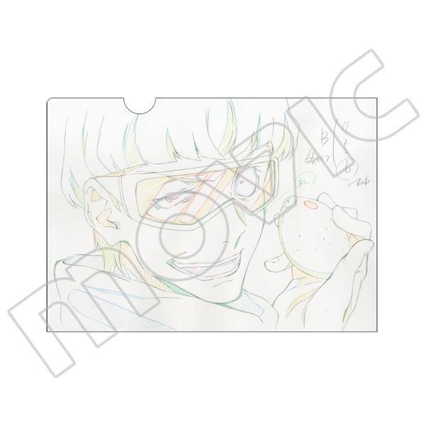 原画クリアファイル K:梶井基次郎