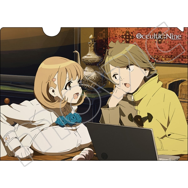 Occultic;Nine クリアファイル