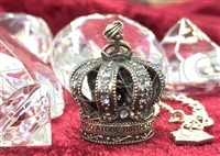 �V�e�j�X�̉��q�l�@�Օ��a�����y���_���g �`Atobe Birthday crown pendant�`