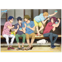 Free! -Eternal Summer-�@ �~�j�N���A�|�X�^�[�^�����X