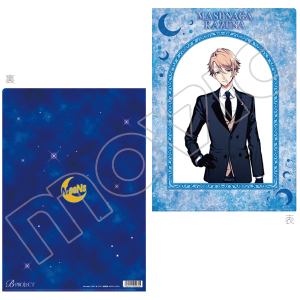 B-PROJECT クリアファイル