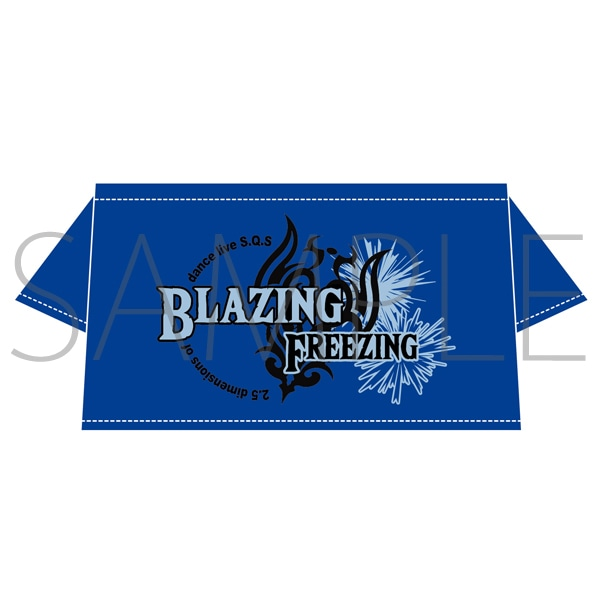 BLAZING & FREEZING Lizz用Tシャツ:大