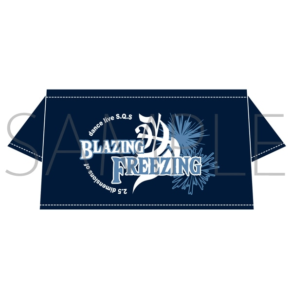BLAZING & FREEZING Lizz用Tシャツ:壱星